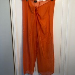 Cover up pants